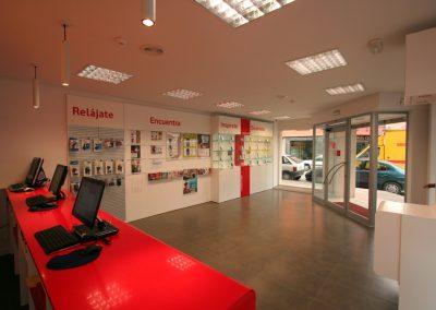 Tienda Vodafone.