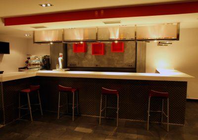 Cafetería Ágora.