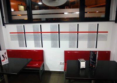 Café-bar La Barruca. Santander.