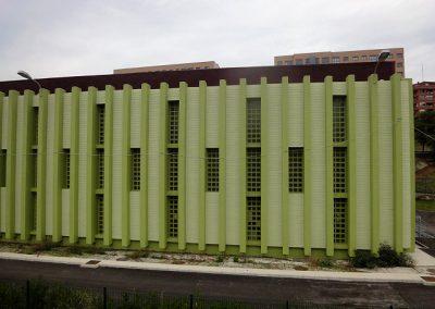 Subestación EON. El Sardinero, Santander.